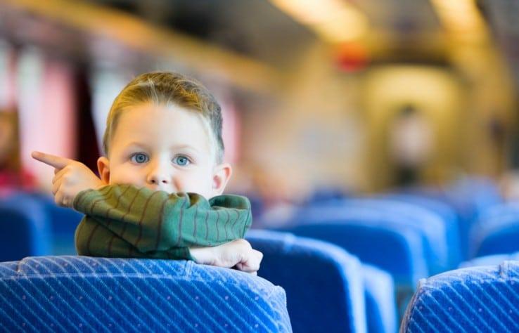 Проезд в трамвае детям